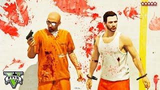 Gta Prison Break Heist Finale