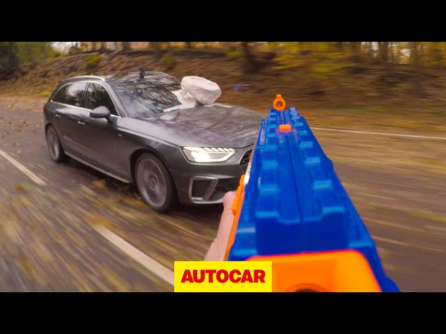 HOW TO... shoot in a movie car chase | Autocar