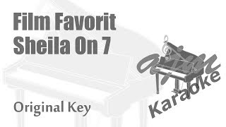Download Lagu Sheila On 7 - Film Favorit (Original Key) Karaoke | Ayjeeme Karaoke Mp3