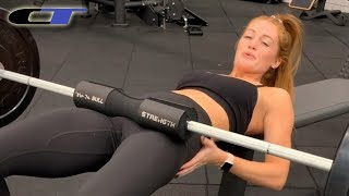THIS WORKOUT TARGETS ALL 3 OF YOUR GLUTE MUSCLES (Katie Yovin)