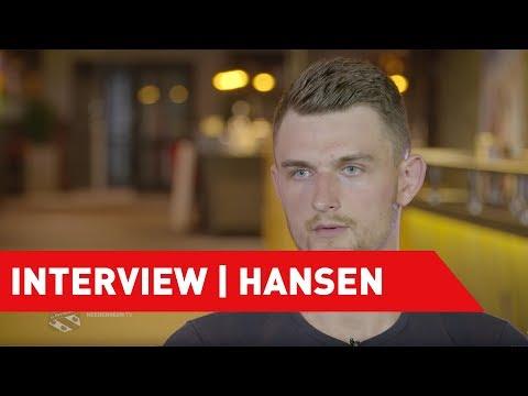 Martin Hansen: Twijfelde niet om weer terug te komen.