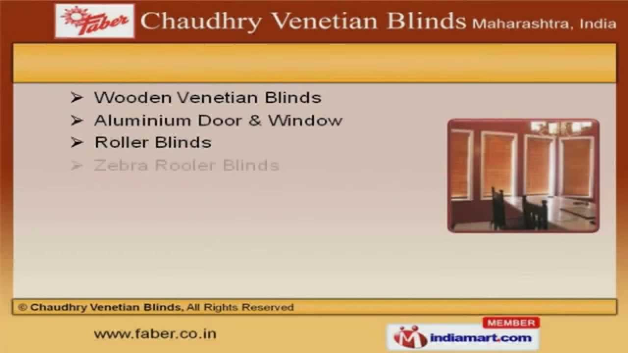 how to stop venetian blinds flapping