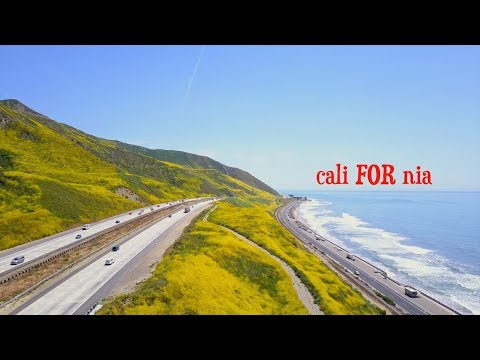 California (Part 1) A Surfing Film
