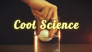 Cool Science: Milk, Vacuum, Egg