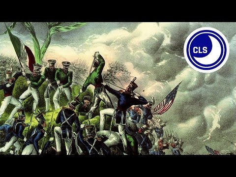 The Mexican-American War That Almost Was -- Colin