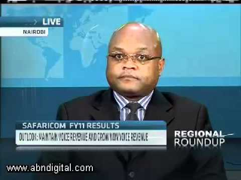 19 May - Kenyan Markets Wrap - Isaac Njuguna - Zimele Asset Management