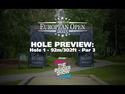 The Insider Show: EO2015 Hole preview – Hole 1