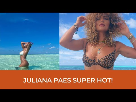 JULIANA PAES! 5 VEZES QUE ELA ESQUENTOU A TIMELINE!