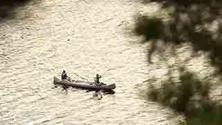 Gäddfiske och kanotpaddling – Gone Camping i Värmland