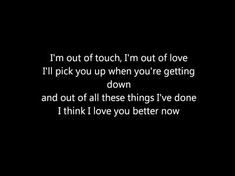 Ed Sheeran - Lego House [LYRICS]