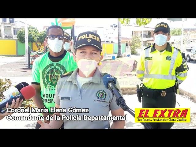 La Coronel Gómez habló sobre captura de mujer involucrada con su hijo en homicidio de su ex esposo