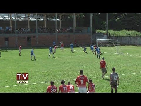 18ª Taça PointFMEL Gaspar - Quartas de Final 2810 Juventus Soc Cruzeiro 3x2 Estamparia Bimo