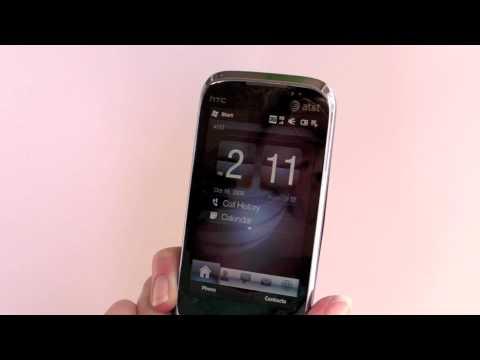 HTC Tilt 2 video review