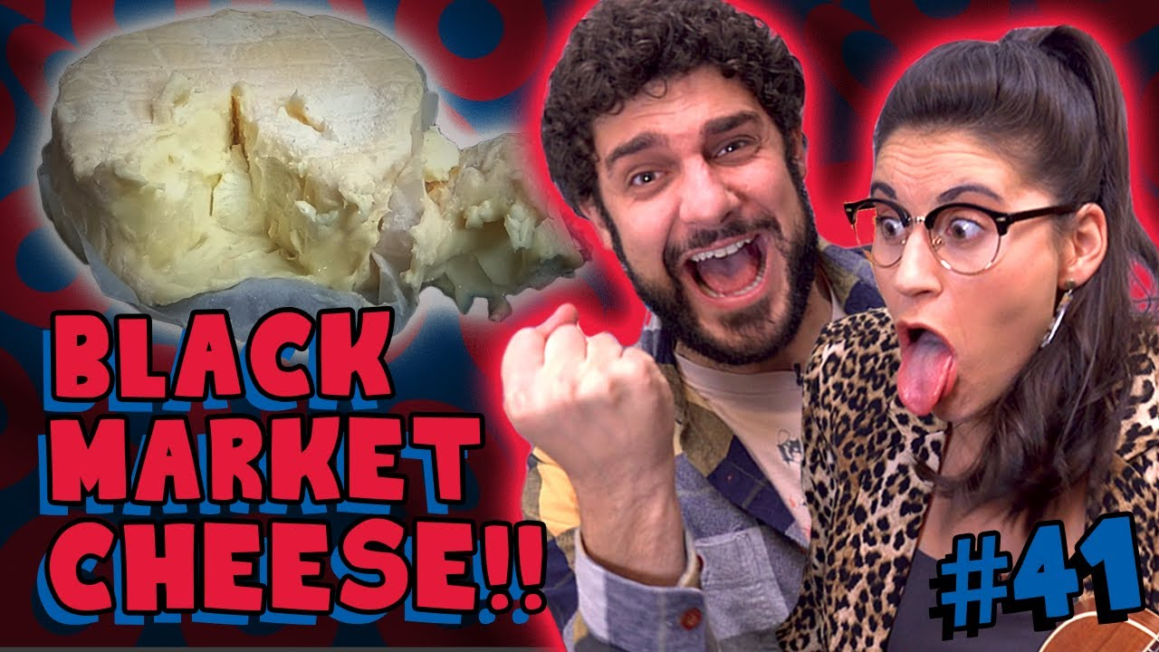 Black Market Cheese!! (Soumaintrain) - #41