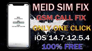 One-Click iCloud Bypass & MEID-GSM Sim 100% FIX, Notifications+iCloud Login+Battery Drain FIX   FREE
