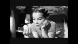 Bjork - Venus as a boy (Music Video) [American Anglo remix]