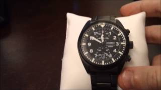 Best Watches For Men Seiko SNN233 Review(, 2013-09-14T16:13:15.000Z)