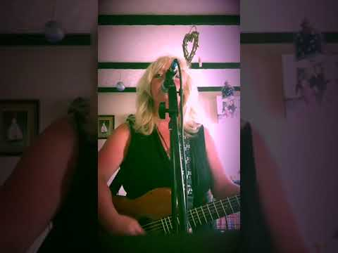 Life on Mars sang by Karen McKee Liverpool singer