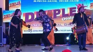Dance on one mollion song (jazzyb)Dj Punjab