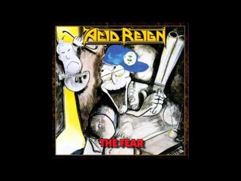ACID REIGN - Life In Forms