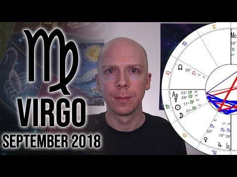 Virgo September 2018 Monthly Horoscope ♍ Astrology Forecast for the Zodiac Signs