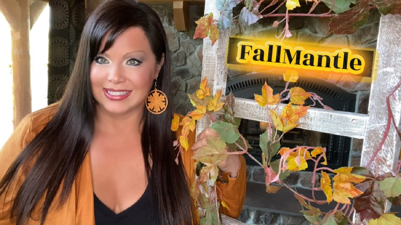 A Fall Mantle With A Twist 🍁 Collaboration with Jody at Southern Seasons