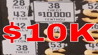 10 600 of winning scratchers That is not a