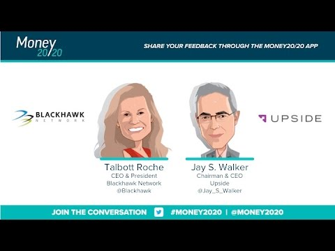 Keynote: Talbott Roche & Jay S. Walker (Blackhawk Network & Upside)