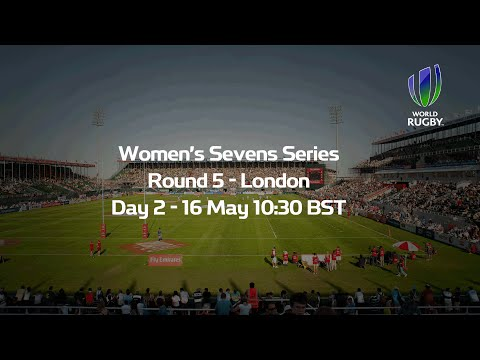 Women's Sevens Series Round 5 - London, day 2