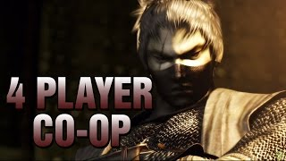 4 Player Co-Op Tenchu Z XBox360 Multiplayer