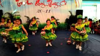 Cô là tất cả: MN Tây Úc chào mừng 20-11-201(1)