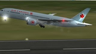 Flight 787 - Advanced - Boeing 787 DreamLiner [Air CANADA from FRANCE (LFPO) to AUSTRIA (LOWG)]