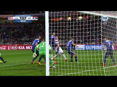 USA Serbia 2015 U-20 World Cup Full Game USA FOX SPORTS