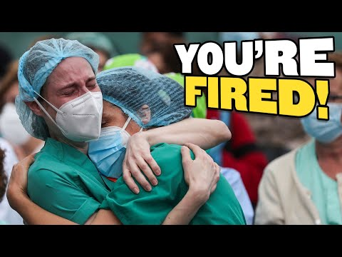 Massive Healthcare Worker Layoffs | The US Is Broke