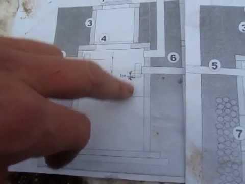 Установка септика  видео