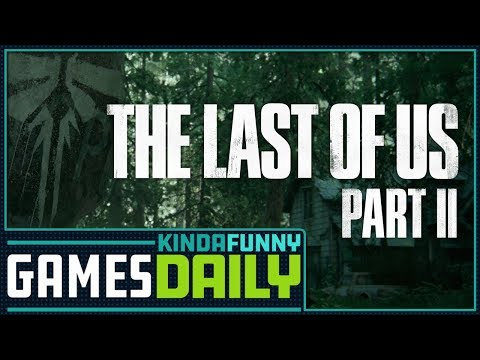 Last of Us Part II, Spider-Man at PlayStation's Paris Games Week - Kinda Funny Games Daily 10.30.17