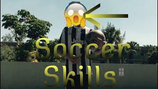Soccer skills FACE REVEAL?