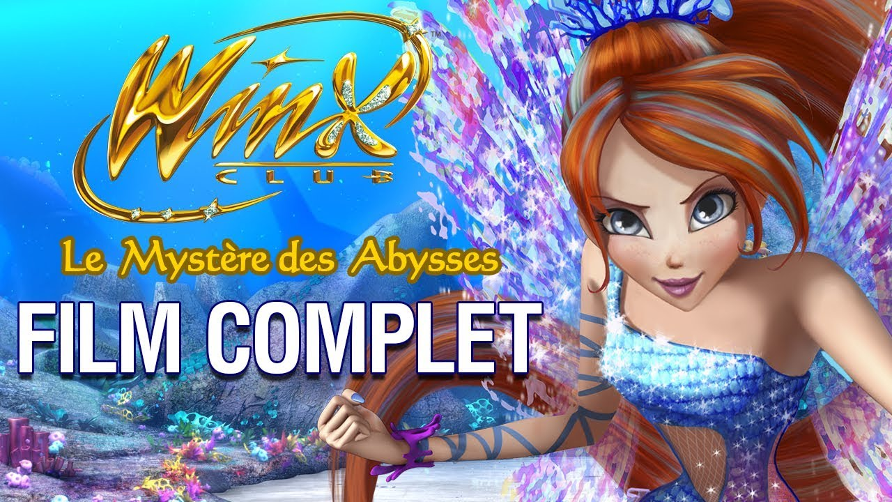 Winx club le myst re des abysses film complet youtube - Barbi sirene 2 film ...