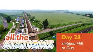 There's no one here - Episode 17, Day 28 - Shippea Hill to Diss
