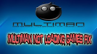 {CFW/TUT} How to fix Multiman not loading Games