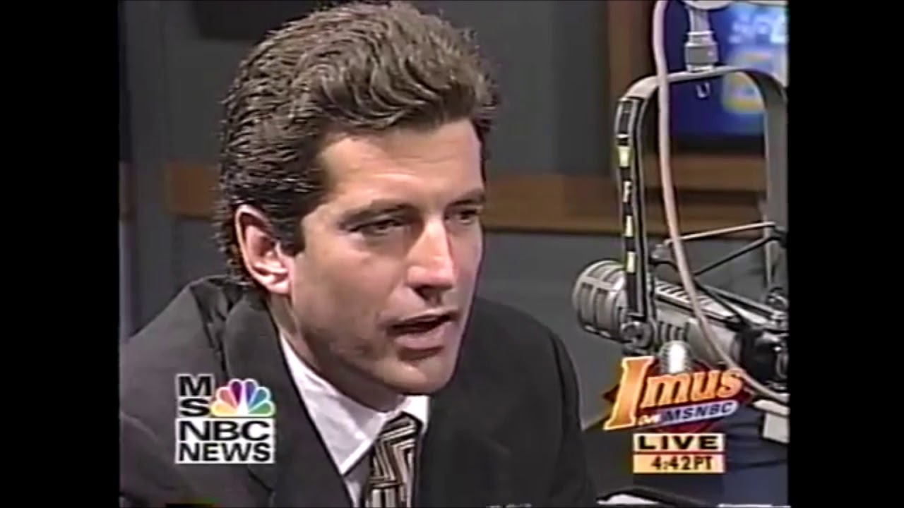 1997 IMUS JFK JR CHINA