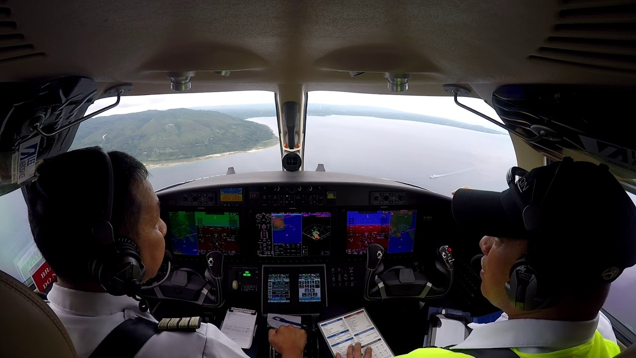 Takeoff To Touchdown On A Citation M2 525