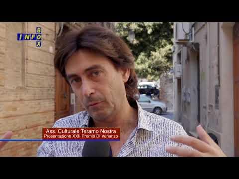 Infobox Teramo Nostra Premio Di Venanzo 2017