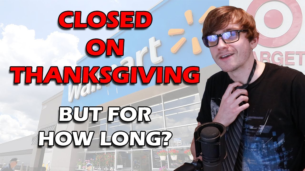 Thanksgiving: What's open, what's closed today? Walmart, Target ...