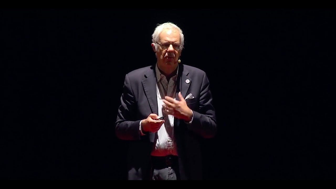 Robotics & Napoli: The Art of Work & Play | Bruno Siciliano | TEDxNapoli