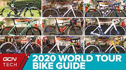 2020 WorldTour Team Bike Guide | What's New In The Peloton?