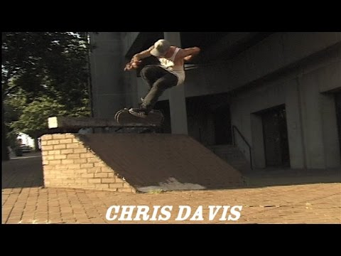 Chris Davis in Bruns 2 | TW SKATEboarding video