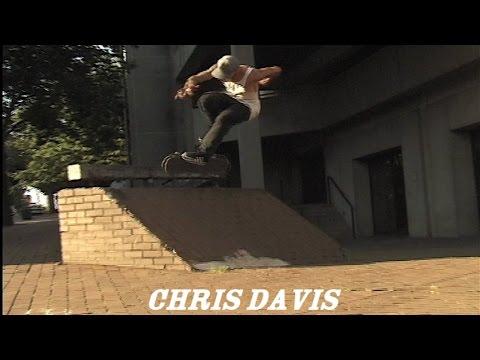 Chris Davis in Bruns 2   TW SKATEboarding video