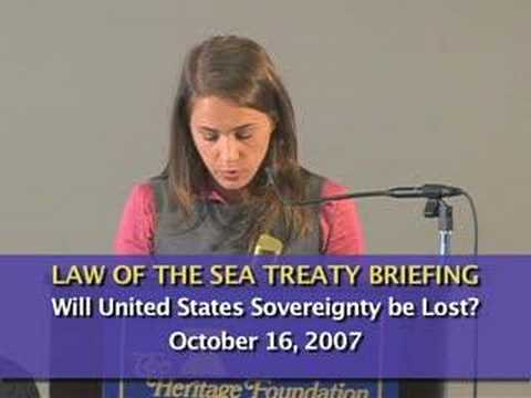 Jessica Echard: Will United States Sovereignty Be Lost?