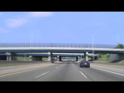 I-96 to Downtown: Detroit, MI